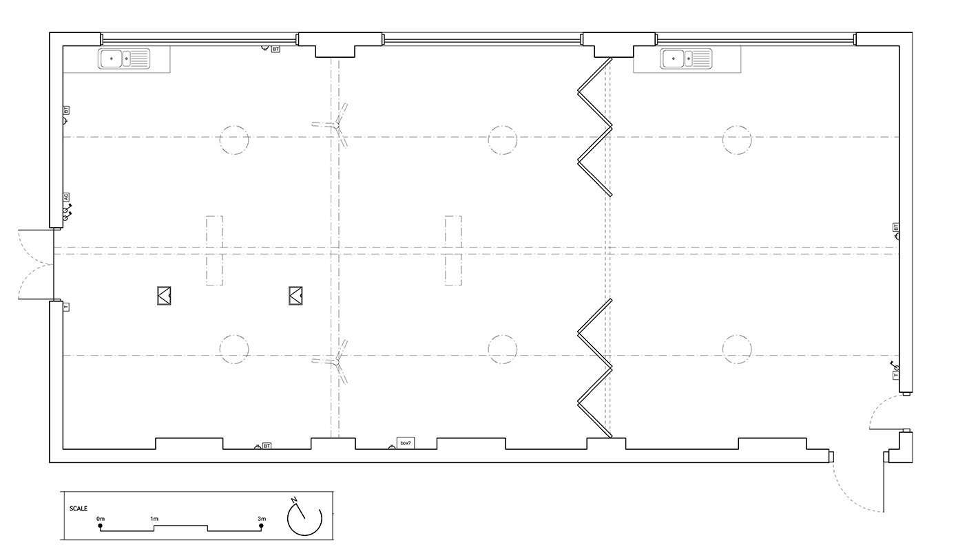 Art Studio Floorplan